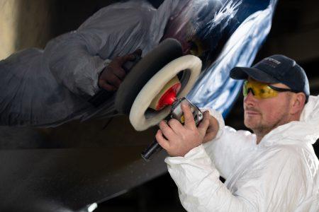 a boat repair and maintenance technician