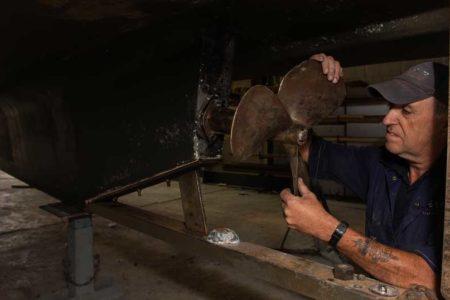 Broom apprenticeships, teaching heritage skills