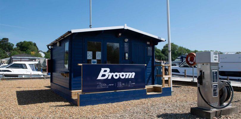 Brooms Boats Quayside Kiosk
